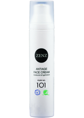 ZENZ - ZENZ Organic No.101 Anti Age Face Cream Pure 100 ml - Tagespflege