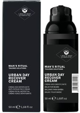 DEAR BEARD - Dear Beard Man's Ritual Urban Day Recover Cream 50 ml - Gesichtspflege