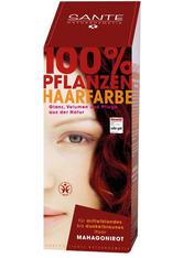 Sante Haarfarben Haarfarbe - Mahagonirot 100g Haarfarbe 100.0 g