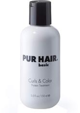 Pur Hair Produkte Basic Curls&Color Protein Treatment Haarfluid 150.0 ml