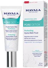Mavala Pore Detox, Hydra-Matt Fluid Perfektion, 45 ml