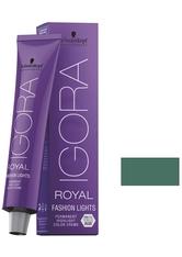Schwarzkopf Professional Haarfarben Igora Royal Fashion Lights Highlight Color Creme L 33 Matt Extra 60 ml