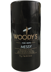 Woody's Produkte Messy Firm Hold Matte Stick Wax Haarwachs 75.0 g