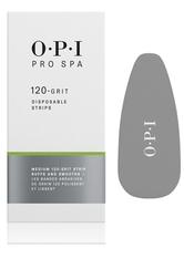 OPI ProSpa Disposable Grit Strips - 120 Grit Strip Nagelfeile