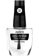 Astor Make-up Nägel Perfect Stay Gel Shine Top Coat Nr. 100 12 ml