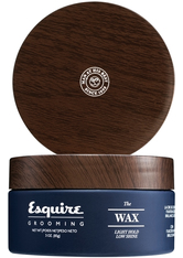 ESQUIRE - Esquire Grooming The Wax 85 g - HAARWACHS & POMADE