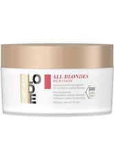 Schwarzkopf Professional BlondMe All Blondes Rich Mask 200 ml Haarmaske