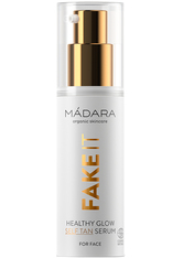MÁDARA Organic Skincare Fake It Healthy Glow Self Tan Serum For Face 30 ml Selbstbräunungsserum