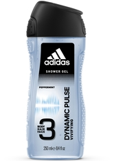 ADIDAS - adidas Dynamic Pulse 3in1 Shower Gel for Men 250 ml - DUSCHEN