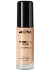 ALCINA - Alcina Authentic Skin Foundation Ultralight 28,5 ml - Foundation