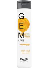 CELEB LUXURY - Celeb Gem Lites Colorwash Tourmaline 244 ml - HAARTÖNUNG