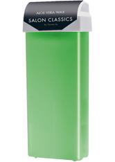 SALON CLASSICS - SALON CLASSICS Aloe Vera Wax Roll-On 100 ml - WAXING