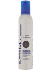 HAIR HAUS Super Brillant Color Mousse schwarz 250 ml