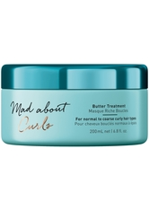 Schwarzkopf Professional Haarpflege Mad About Curls & Waves Mad About Curls Butter Treatment 200 ml