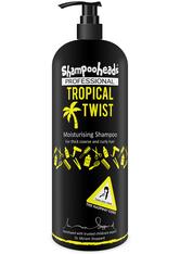 SHAMPOOHEADS - Shampooheads Tropical Twist Moisturising Shampoo 500 ml - SHAMPOO