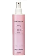 Elkaderm Ecco Styling Spray ultra strong non Aerosol 200 ml