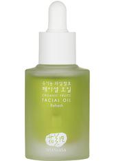 WHAMISA Organic Flowers Facial Oil Refresh Gesichtsöl 26 ml