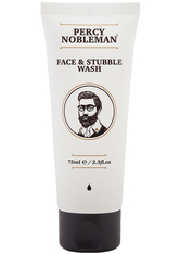 PERCY NOBLEMAN - Face & Stubble Wash - CLEANSING