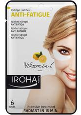 Iroha Produkte Anti-Fatigue Hydrogel Patches Augenpflege 6.0 pieces