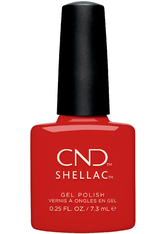 CND Cocktail-Couture Shellac Devil Red 7,3 ml