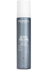GOLDWELL - Goldwell StyleSign Ultra Volume Top Whip 300 ml Schaumfestiger - Haarschaum