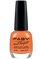 FABY - FABY The Venus' mantle 15 ml - NAGELLACK