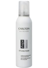 CARLTON - Carlton Shape & Shine Styling Foam 200 ml - Haarschaum