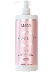 REVLON PROFESSIONAL Haarshampoo »Magnet Anti Pollution Micellar Cleanser«, entfernt Schadstoffe