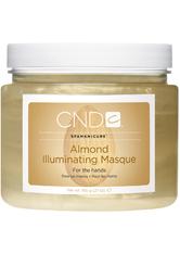 CND - CND Handmaske Almond Illuminating Masque 765 g - PEELING & MASKE
