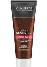 JOHN FRIEDA - John Frieda Brilliant Brunette Deeper Glow Shampoo 50 ml - SHAMPOO