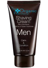 The Organic Pharmacy Pflege Herrenpflege Men Shaving Cream 75 ml