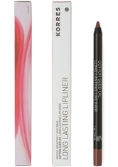 Korres Make-up Lippen Cotton Seed Oil Lipliner Natural Dark 1,20 g