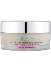 THE ORGANIC PHARMACY - The Organic Pharmacy Pflege Gesichtspflege Double Rose Rejuvenating Face Cream 50 ml - TAGESPFLEGE