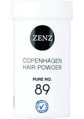 ZENZ Organic No.89 Copenhagen Hair Powder Volume 10 g