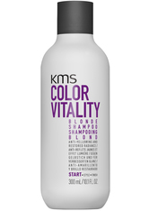 KMS Produkte Blonde Shampoo Haarfarbe 300.0 ml