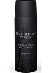 Beauté Pacifique Masculinity Double Action Facial Scrub /Pumpspender 100 ml Gesichtspeeling
