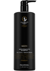 Paul Mitchell Awapuhi Wild Ginger Smooth Mirrorsmooth Shampoo 1 Liter