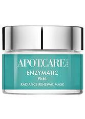 Apot.Care Enzymatic Peel Radiance Renewal Gesichtsmaske  50 ml