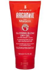 LEE STAFFORD - Lee Stafford Arganoil Gloss Blow Dry Gel 150 ml - Haaröl