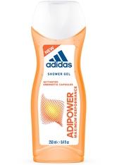 ADIDAS - adidas adipower Shower Gel for Women 250 ml - DUSCHEN & BADEN