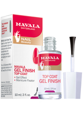 Mavala Nagelüberlack Nail Beauty Gel Finish Top Coat 10 ml