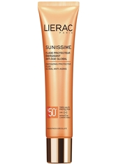 Lierac Sunissime Schutzfluid Gesicht & Dekollete LSF 50 40 ml