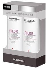 Aktion - Goldwell Dualsenses Color Brilliance Shampoo 2 x 250 ml Haarpflegeset