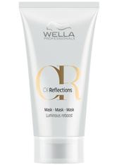 Wella Care³ Oil Reflections Mask für strahlenden Glanz 30 ml Haarmaske