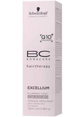 Schwarzkopf Professional Haartonikum »BC Bonacure Excellium Plumping Tonic«, 1-tlg., Für feines, reifes Haar, 100 ml