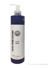 ROCK YOUR HAIR - Rock Your Hair Love Your Colors Treatment Silver 500 ml - Conditioner & Kur