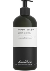 LESS IS MORE Body Wash Lavender 500 ml