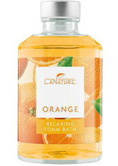 LaNature Schaumbad Orange 250 ml Badeschaum
