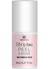 ALESSANDRO - Alessandro Peel or Soak Striplac Peel or Soak 8 ml French Rosé - NAGELLACK