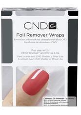 CND Shellac Foil Remover Wraps 250 Stk.